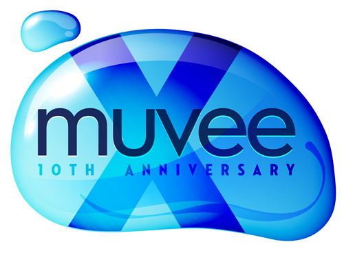 muvee's 10 year anniversary logo….chosen by OUR FANS!