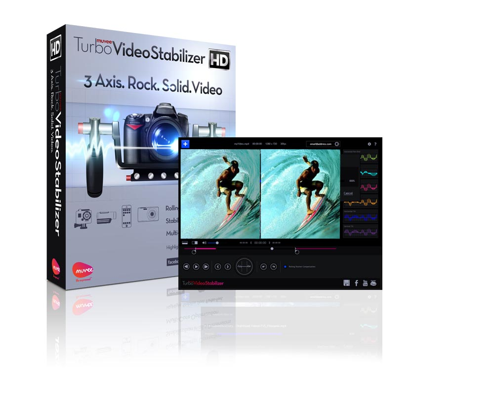 Turbo Video Stabilizer Software to the Rescue