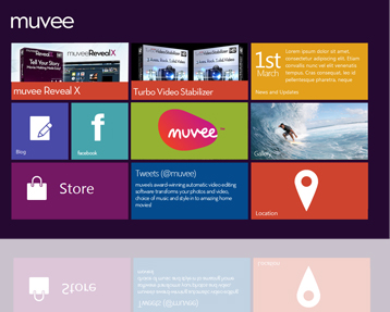muvee's Window 8 Video Editing Products Awarded Official Windows 8 Certification