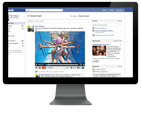 Reveal Encore Automatic Video Editor Share on Facebook