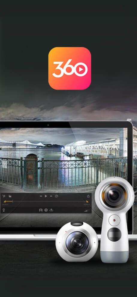360 Video Stitcher Features