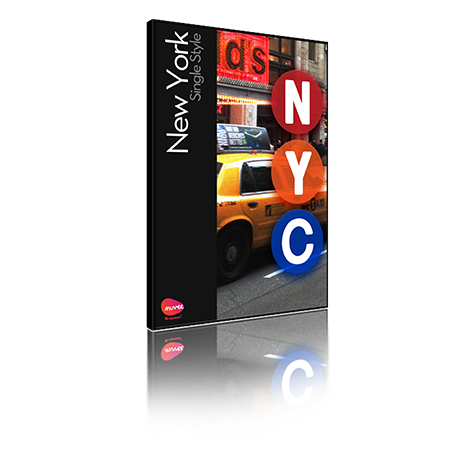 New YorkBright lights and Roaring subways.Preview