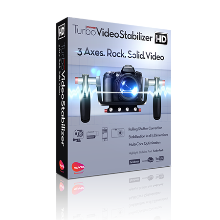 muvee Turbo Video Stabilizer for Windows Remove shakes, jitters and jellos from your Gopro videos