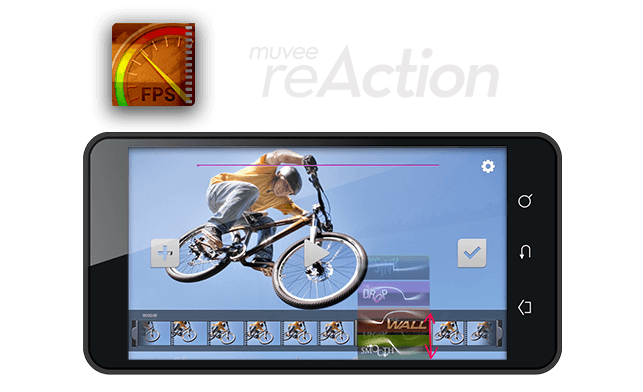 muvee ReAction for android