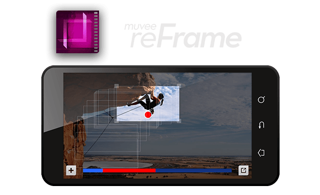 muvee ReFrame for Android