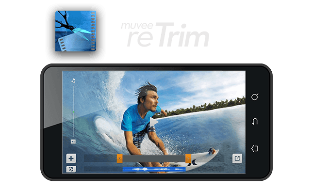 muvee ReTrim for Android