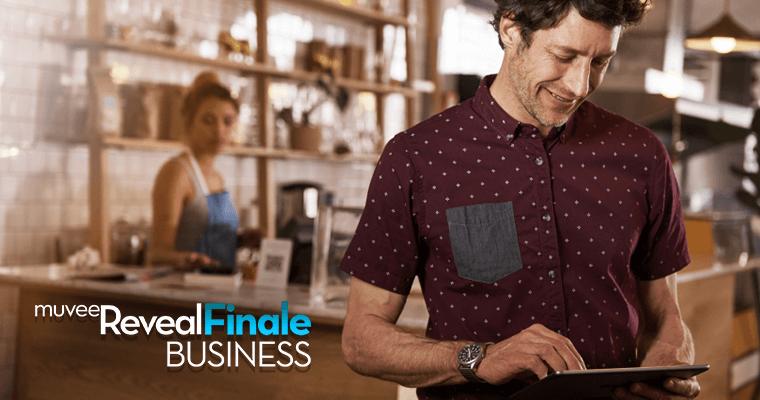muvee Reveal Finale Business