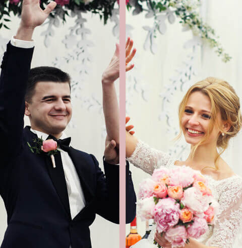 how to edit wedding photo