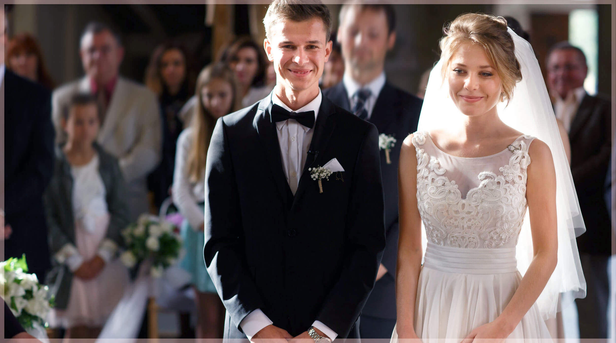 Taking wedding photos in low light: 7 things you need to know.