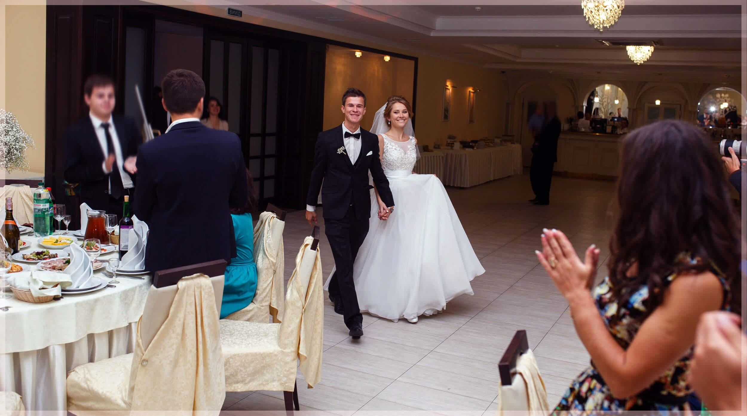 Wedding Photos in low light-longer shutter speed