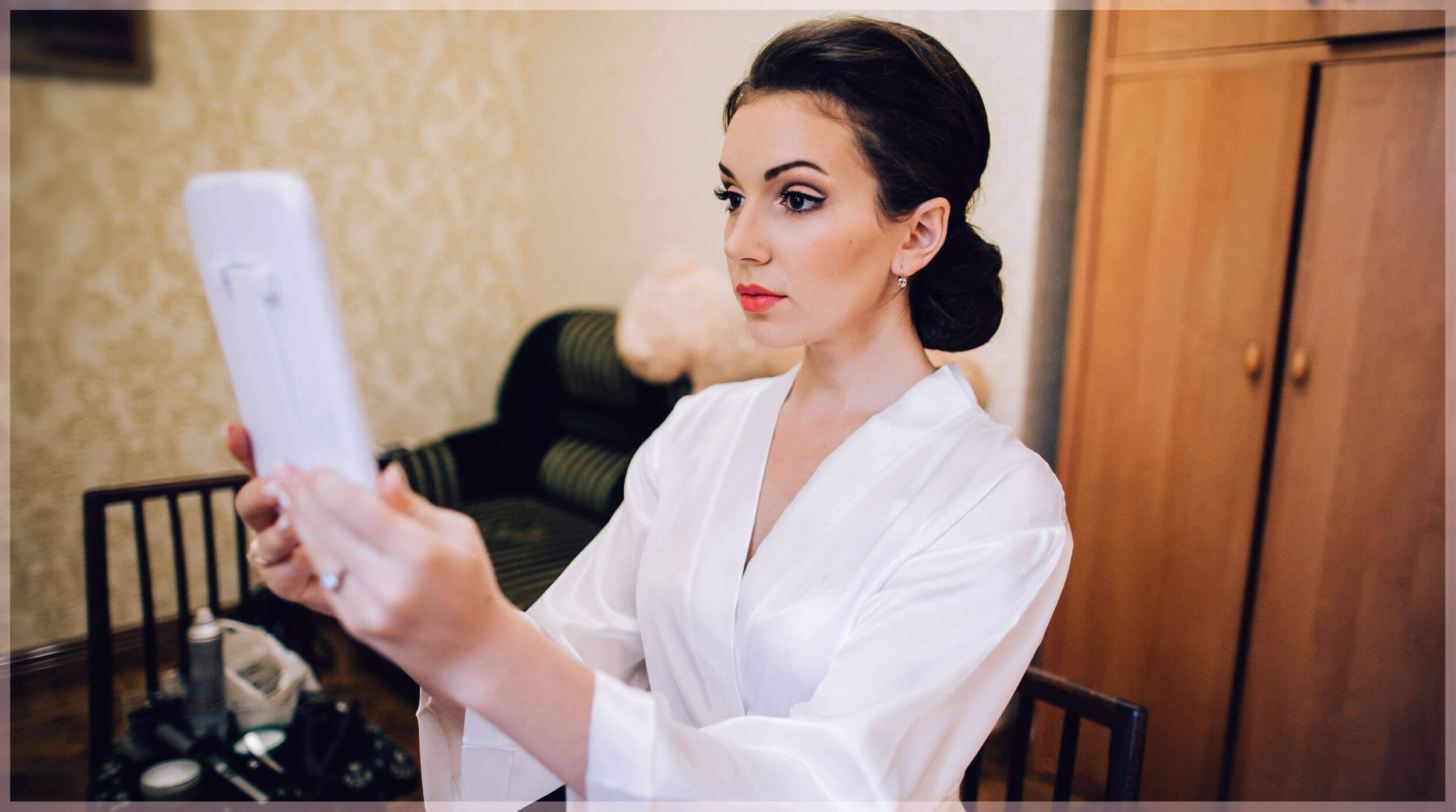 The Ultimate Guide to Taking Pictures of the Bride.
