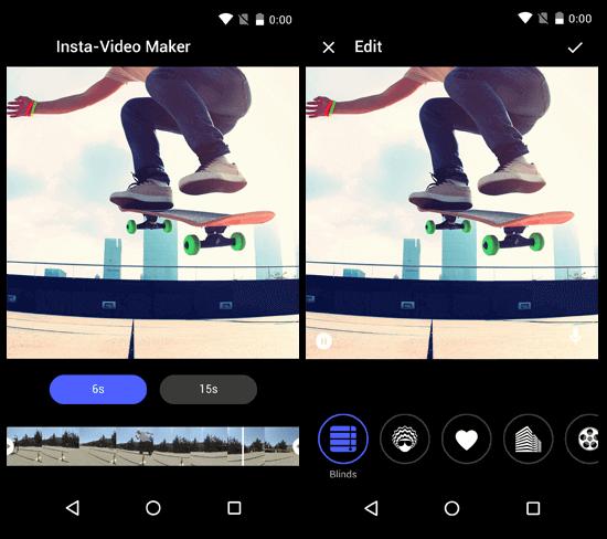 Insta Clip Video Maker Muvee