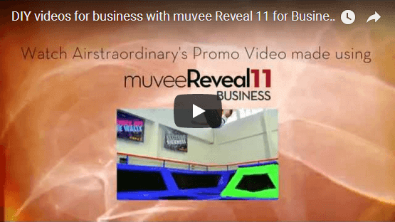 muvee Reveal for business success stories
