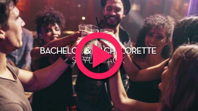 muvee wedding Studio Bachelorette Party Styles