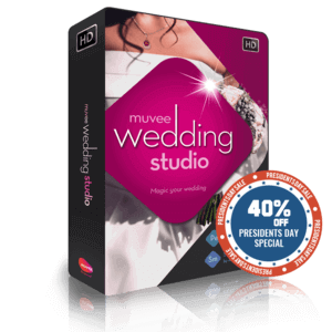 muvee Wedding Studio for WindowsEnhance your Wedding Pictures and create stunning Slideshows with them